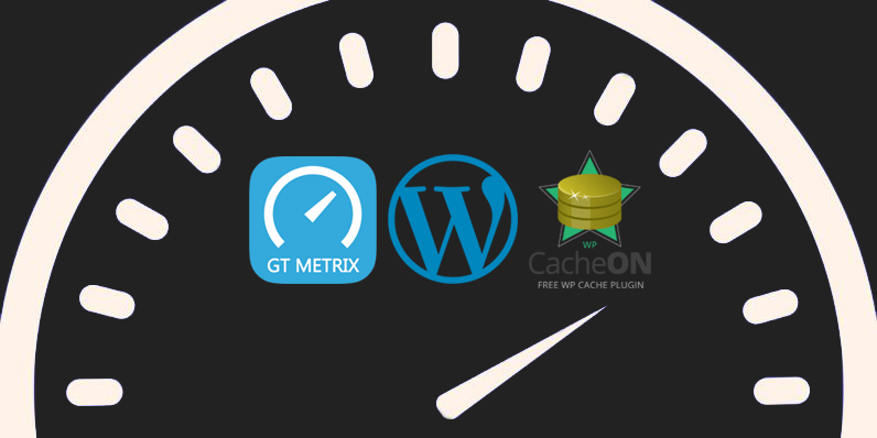 WordPress, WPCacheOn and GTMetrix, how to measure website loading speed cover