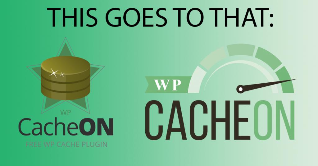 WPCacheOn rebranding
